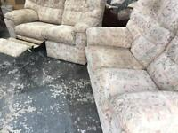 G-Plan 2x2 seater fabric sofas