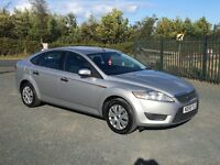 2008 58 FORD MONDEO 2.0 TDCI 140 EDGE *DIESEL* 5 DOOR HATCHBACK, 6 SPEED MANUAL - *LOW MILEAGE*