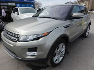 2013 Land Rover Range Rover Evoque Pure PLus AWD PANORAMIC ROOF