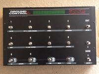 Voodoo Lab Ground Control Pro - MIDI Foot Controller