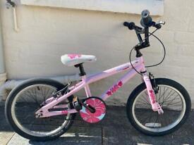 Girls 18 inch bike