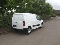 PEUGEOT PARTNER 1.6 HDi S L1 850 4dr (white) 2013