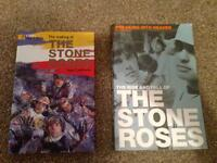 Stone Roses Books x 2