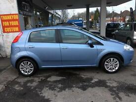 FIAT PUNTO DYNAMIC 1.2 2008.NEW CAMBELT AND SERVICE.LONG MOT.PX/SWAPS