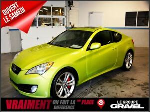 2010 Hyundai Genesis Coupe 2.0T GT CUIR TOIT OUVRANT