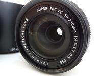 Fujifilm Fujinon Fuji SUPER EBC XC 50-230mm F4.5-6.7 OIS Lens - Excellent Condition