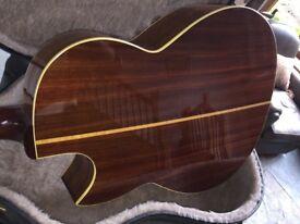 1992 Chris Cross Acoustic Guitar