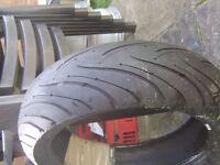 Michelin Pilot Road 3 180/55/ZR17 73W motorcycle tyre