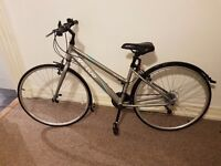 Apollo Virtue Womens Bike with Helmet and Lights Included
