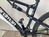 Boardman Pro mountain bike
