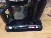 Bosch Coffee Machine £30 ONO.