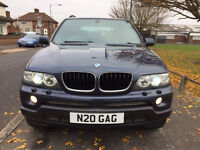 Very good condition BMW X5