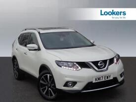 Nissan X-Trail N-VISION DCI XTRONIC 4WD (white) 2017-03-24