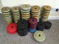 Weight Plates suitable for home gym