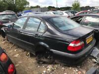 2001 BMW 320D E46 BREAKING SPARES PARTS LONDON ESSEX