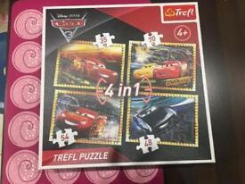 Cars 3 jigsaw puzzle