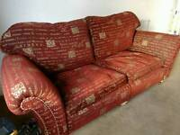 3 and 2 seater sofa.