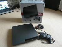 Playstation 3 PS3 Slim 320GB