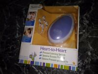 Boxed 'summer' heart2heart prenatal listening set
