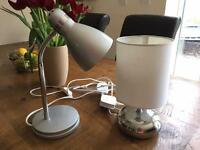Table lamp - 2 x table lamps