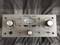 Universal Audio Twinfinity 710 preamp