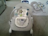 Chicco Hoopla Bouncer - Used but in excellent condition.