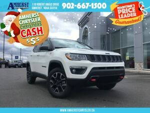 2019 Jeep Compass Trailhawk