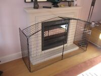 Domed Metal Fire Guard