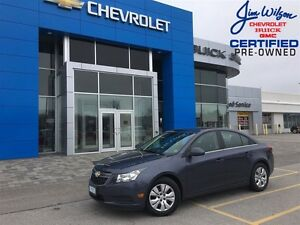 2014 Chevrolet Cruze 1LT BLUETOOTH BACK UP CAMERA JUST OFF-LEASE
