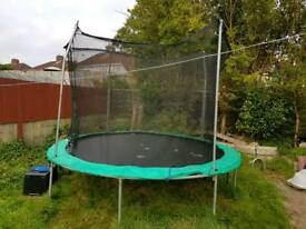 10ft Trampoline (free)