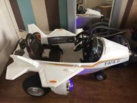 12v electric plane