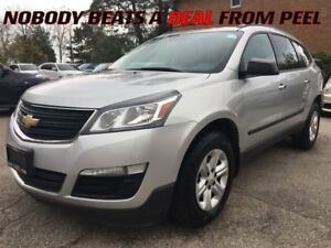 2015 Chevrolet Traverse LS**BACK-UP CAM**BLUETOOTH**XM RADIO**