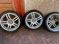 Fox racing alloys