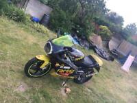 Aprilia rs 125 racing replica