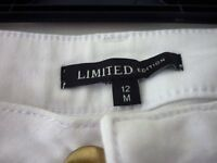 White Skinny Jeans size 12