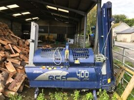 Firewood processor/ log splitter