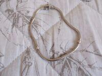 Pandora Bracelet Length 21cm No Box