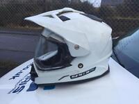 Spada duel sport mx helmet