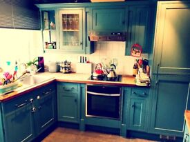 Complete fully working kitchen for sale