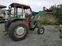 Massey ferguson 165 multipower 1963
