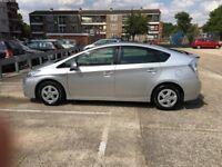 Toyata Prius T Sprit 2011 66,000 miles. 1 previous owner
