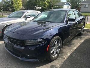 2016 Dodge Charger SXT PLUS AWD CUIR TOIT