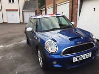 Fantastic Mini Cooper S for sale