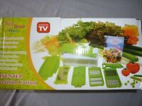 Genius Nicer Dicer Plus Slicer - Collect from Newcastle Upon Tyne NE15 area only