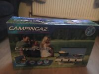 Campingaz camping chef cooker and grill NEW