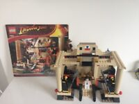 lego Indiana Jones 7621