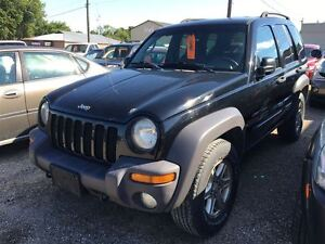 2003 Jeep Liberty Sport CALL 519 485 6050 CERTIFIED