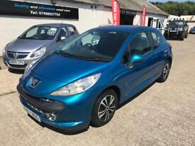 Peugeot 207 1.4 M play 2007 LOW MILEAGE!