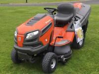 Husqvarna tc239t ride on mower lawnmower