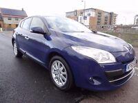 Renault Megane Hatchback 1.5 dCi FAP Privilege 5dr (Tom Tom)
